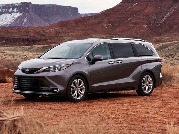 Toyota-Sienna