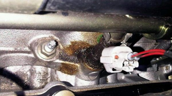 leaking-fuel-injector