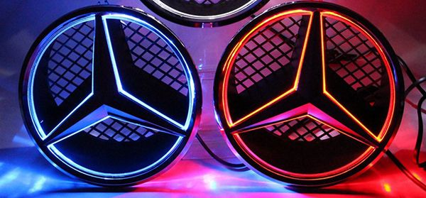 led-benz-logo