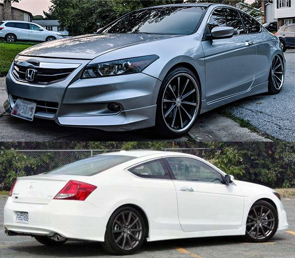 Modified-Honda-Accord-Coupe-front-view-and-rear-view