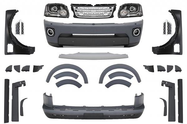 Conversion-facelift-kit-for-Range-Rover