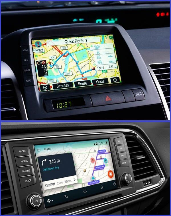 GPS-navigation-system-in-cars