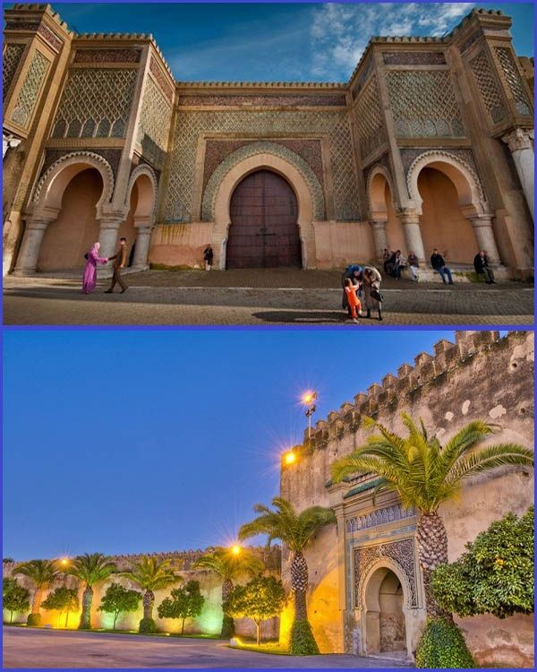 Meknes-city-in-Morocco