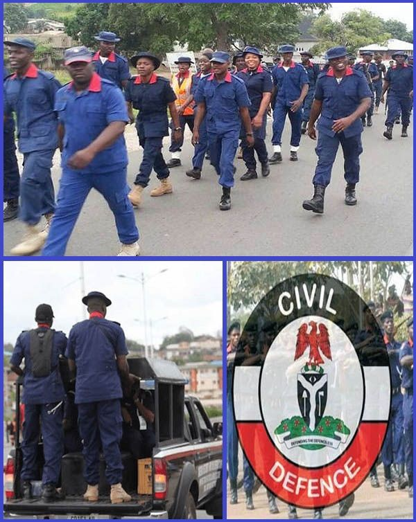 NSCDC-officers