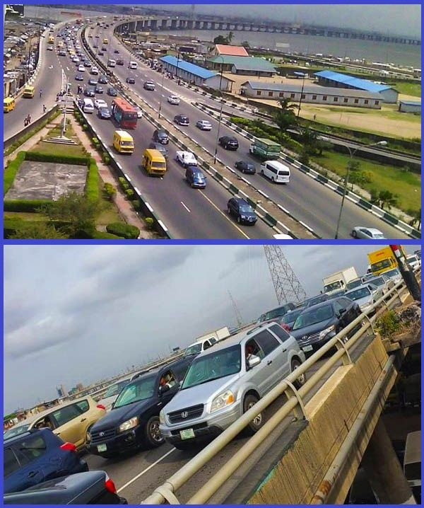 Traffic-on-Lagos-3rd-Mainland-bridge