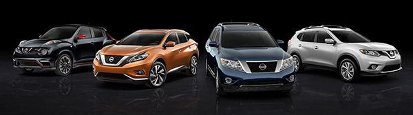All-Nissan-SUVs