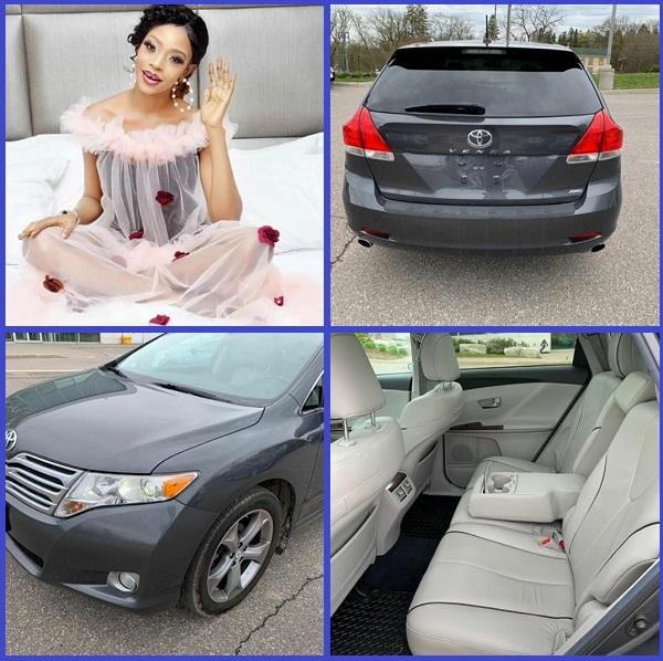 Yoruba-actress-Aolat-flaunts-her-Toyota-Venza-SUV