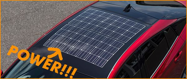 Prius-solar-powered-roof