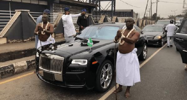 Rolls-Royce-Ghost-in-Nigeria