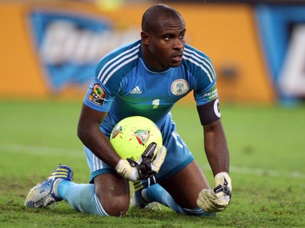 Vincent- Enyeama- kneeling- in- the- pitch
