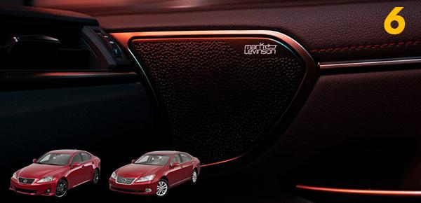 Lexus-with-Mark-Levinson-sound-system