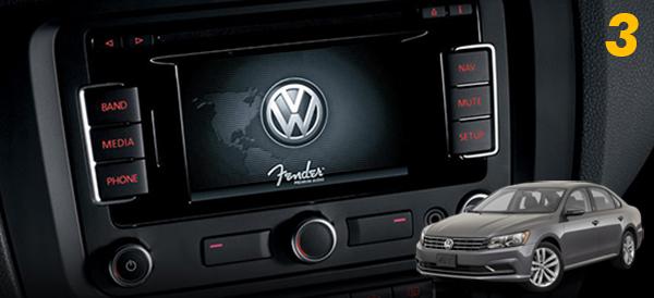 Volkswagen-with-fender-audio-system