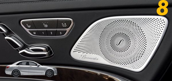 Mercedes-Benz-with-Burmester-audio-system