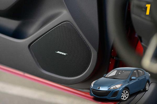 Mazda-3-with-Bose-speaker