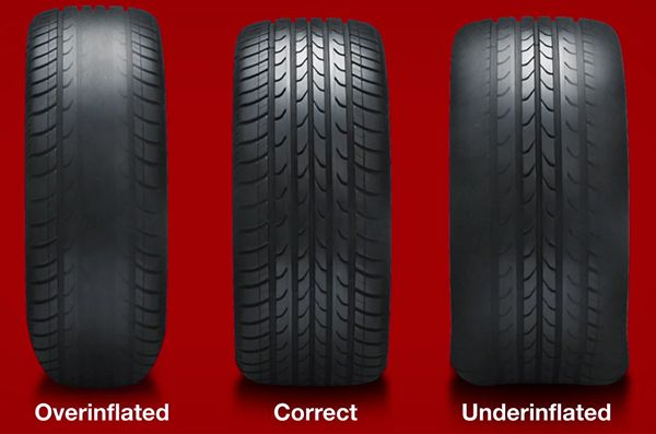over-inflated-tyre-under-inflated-tyre
