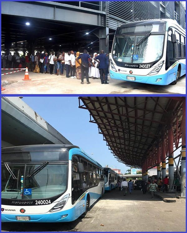 Passengers-on-queue-preparing-to-board-a-LBSL-commercial-BRT-bus-in-Lagos