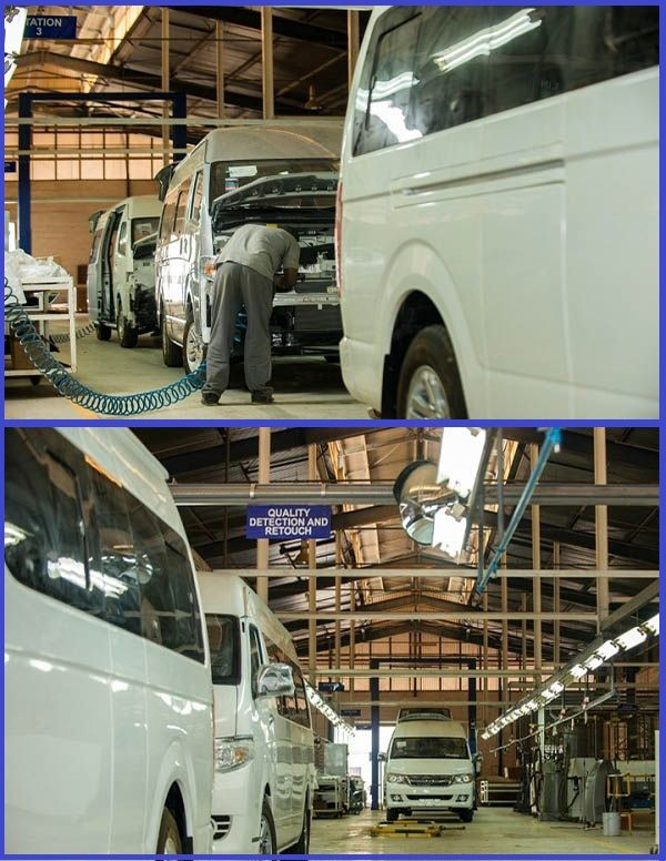 Higer-buses-on-assembly-line