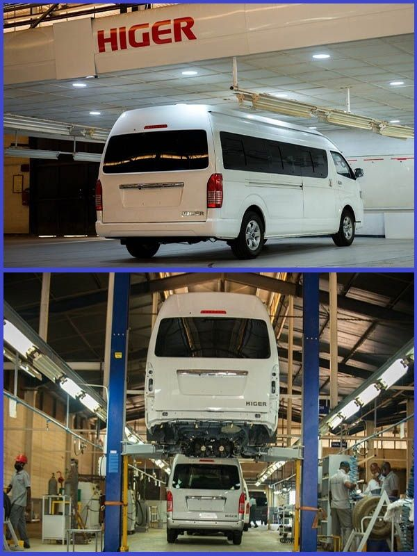 Production-of-Chinese-Higer-buses