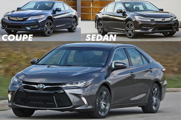 Accord-Vs-Camry-exterior