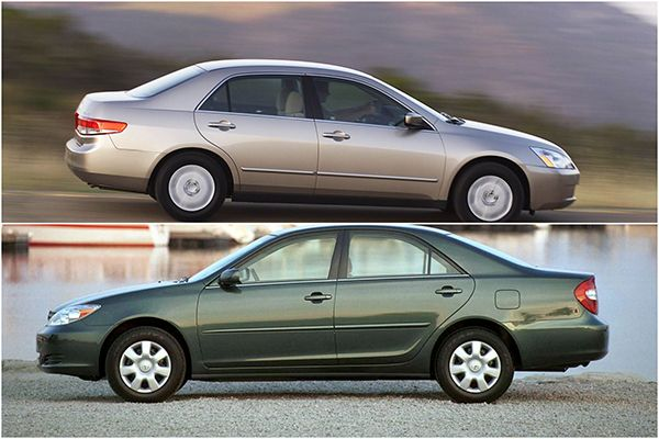 Camry-vs-Accord-exterior