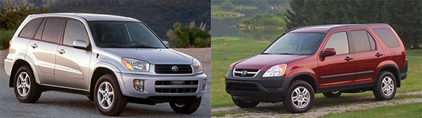 2005-RAV4-VS-CRV-Exterior