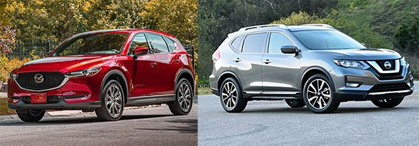 Mazda-Cx-5-vs-Nissan-rogue