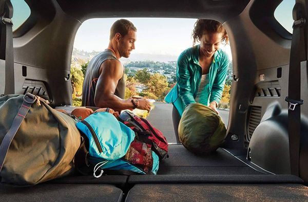 Couples-in-a-compact-car