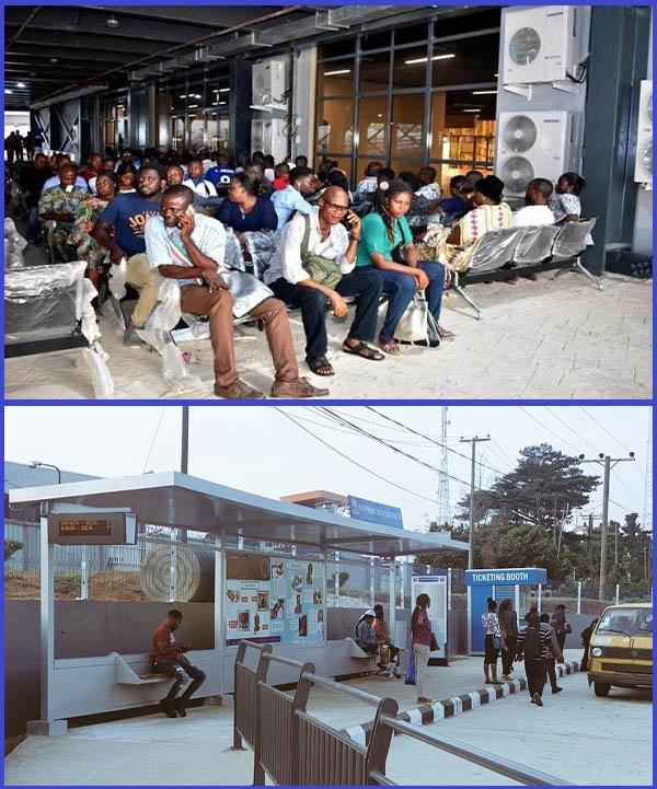 Passengers-waiting-for-buses-at-Oshodi-bus-terminal