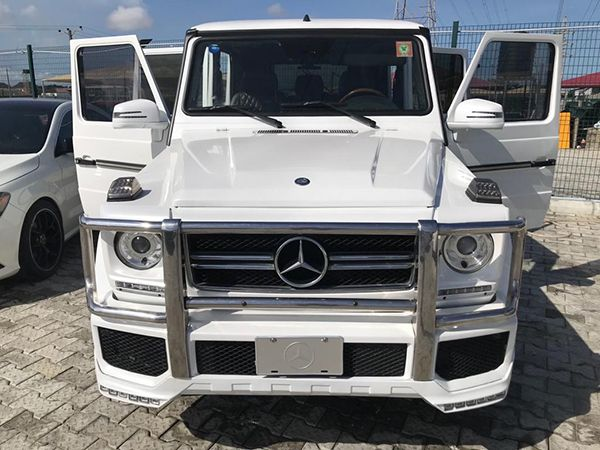facelifted-G-Wagon-in-Nigeria