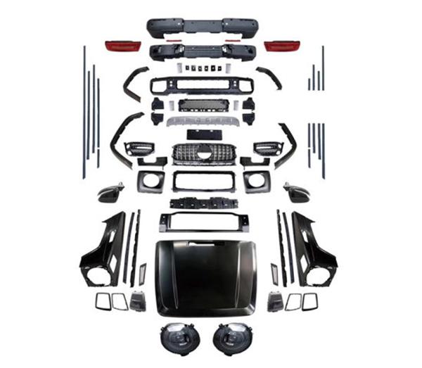 G-Wagon-facelift-conversion-kit