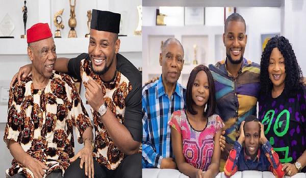 Alex-ekubo-family