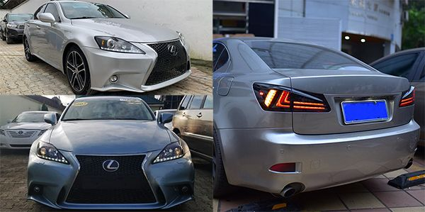 Front-and-rear-facelift-on-Lexus-IS