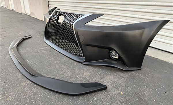 Lexus-front-bumper