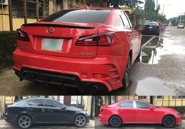 Upgraded-Lexus-IS-in-Nigeria