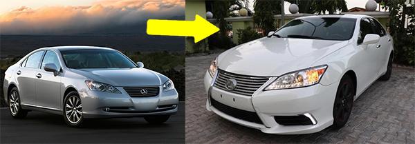 Lexus-ES-facelift-in-Nigeria