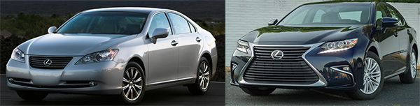 Lexus-2007-vs-2014-Lexus-ES