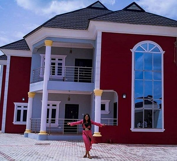 mercy-aigbe-house