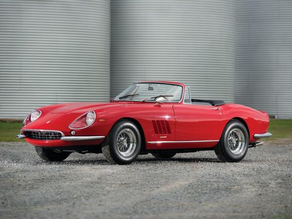 1967 Ferrari 275 GTS/4 N.A.R.T. Spider