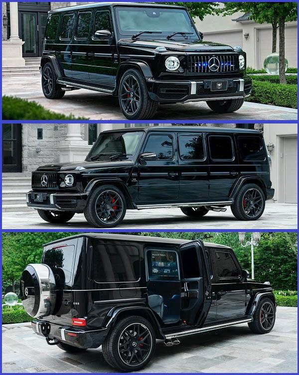 Bulletproof-Mercedes-AMG-G63-VIP-limousine-by-INKAS