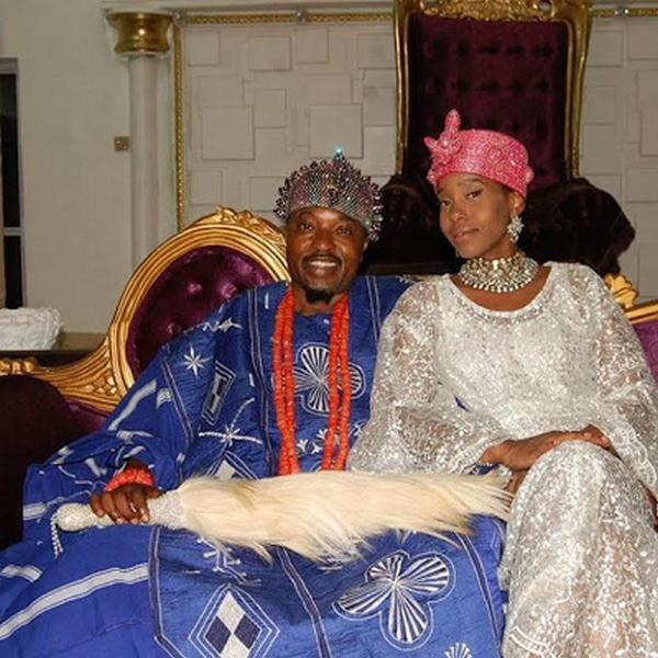 Oluwa-of-iwo-and-ex-wife
