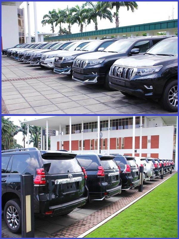 Toyota-Land-Cruiser-Prado-TXL-and-VX-presented-to-Rivers-State-Federal-Lawmakers