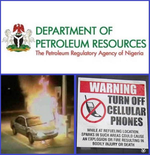 DPR-Logo-and-Warning-of-mobile-phone-ban-at-filling-stations