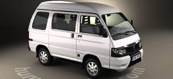 Piaggio-minibus
