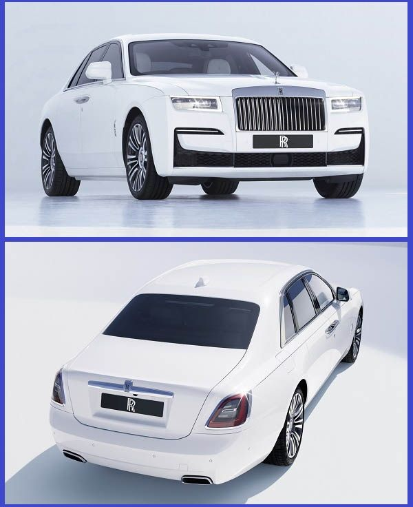 2021-Rolls-Royce-Ghost-sedan