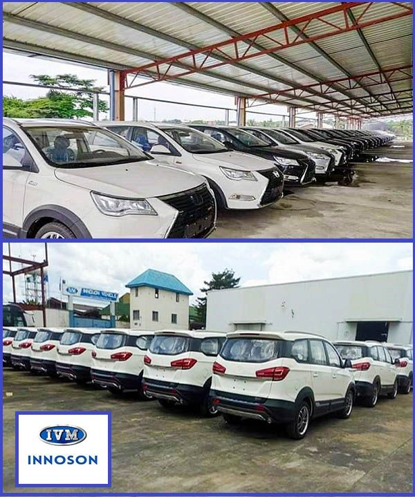 Cars-to-be-used-for-IVM-Connect-services-by-Innoson-Motors