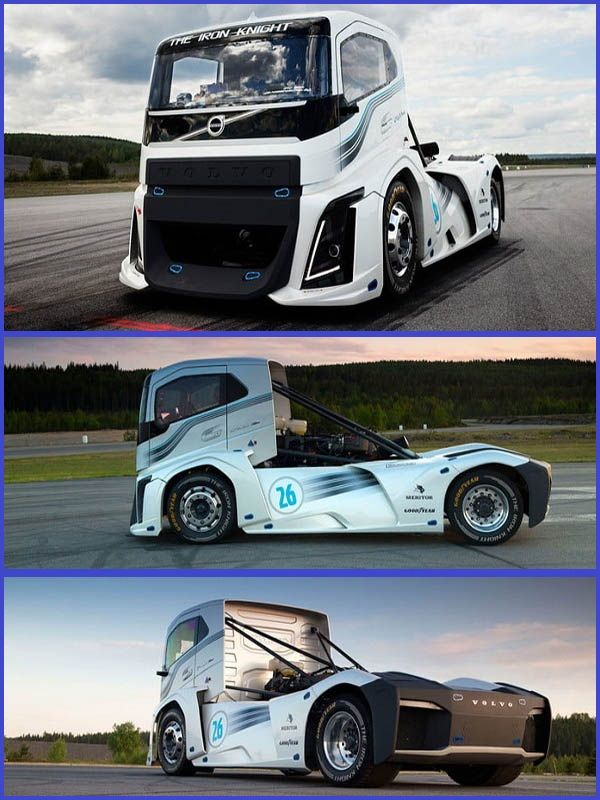 Volvo-Iron-Knight-fastest-truck-in-the-world