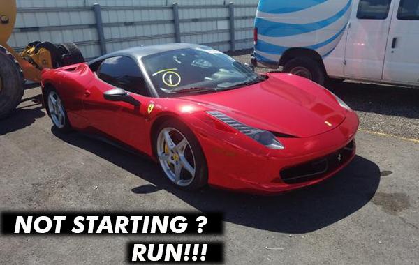 Ferrari-not-starting
