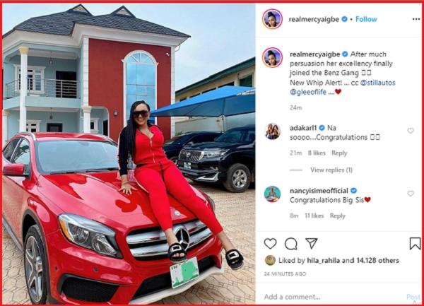 Mercy-Aigbe-Mercedes-Benz-GLA-250