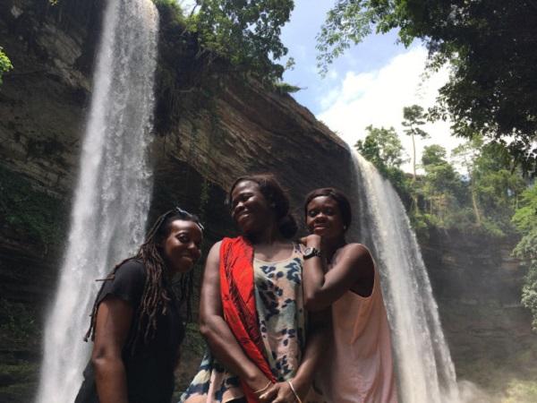 girls-at-a-waterfall