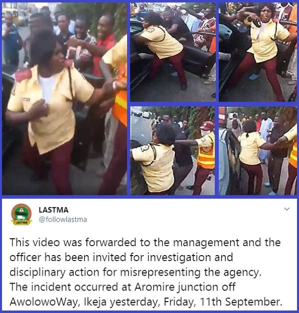 Female-LASTMA-officer-caught-on-camera-fighting-driver-and-passengers-in-Ikeja-Lagos